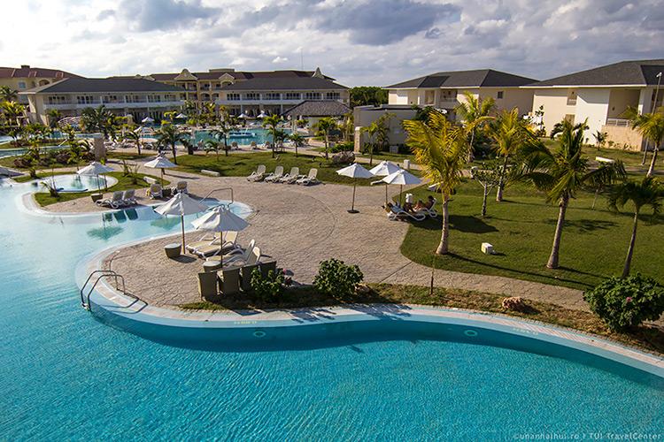 Hotel Melia Paradisus Princesa del Mar 5*, Varadero (Cuba)
