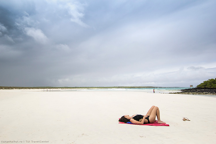 Tortuga Bay, primul contact cu Insulele Galapagos (2)