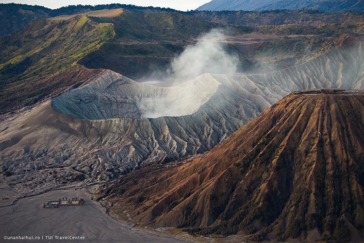 Inauntrul vulcanilor din Java de Est
