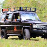 Jeep pentru excursii