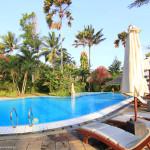 Relaxare cu vedere la piscina