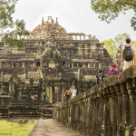 Angkor Thom - Bauphuon