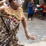 Dans in piata satului