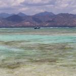 Marea turcoaz in Gili Trawangan
