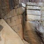 Detaliu de imbinare a pietrelor.