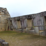Templul celor trei ferestre, vazut din interior