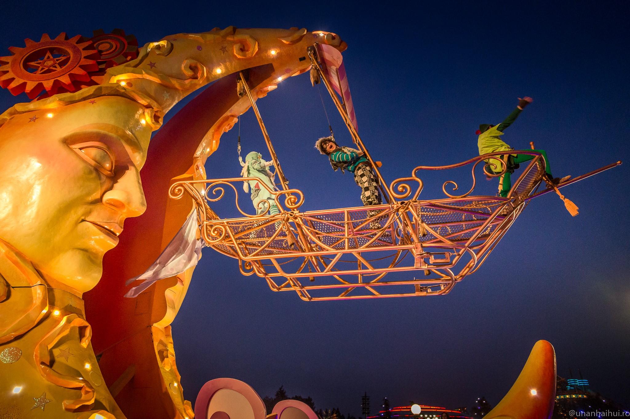 """Disneyland pentru începători – mic ghid de """"supraviețuire"""""""