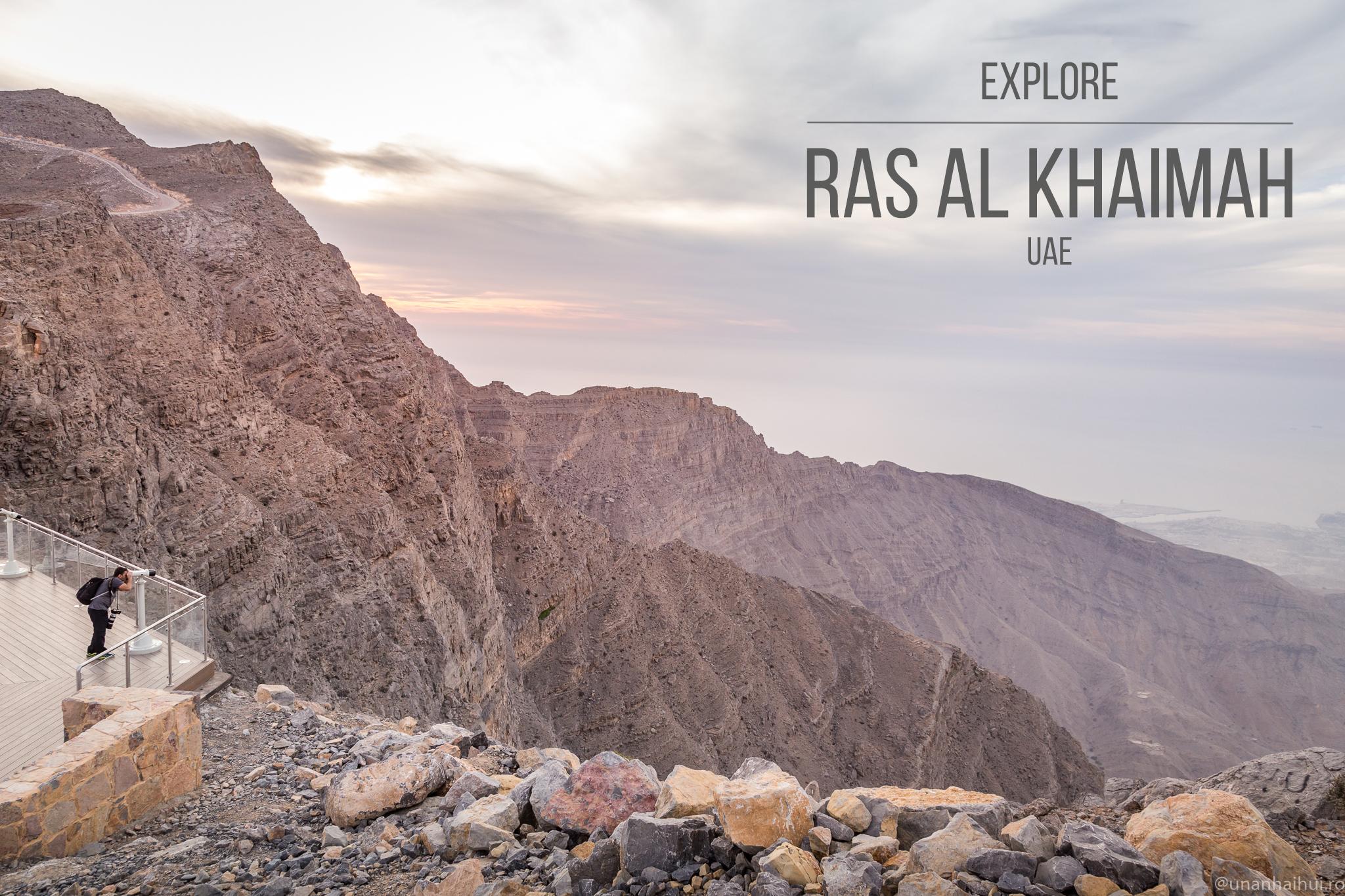 Ras Al Khaimah – mic ghid pentru o vacanță în Emiratele Arabe Unite