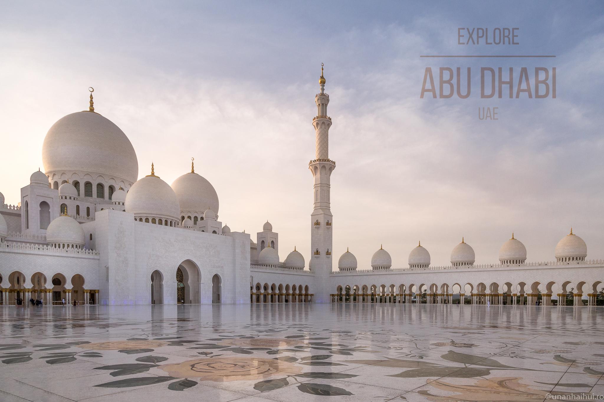 Abu Dhabi și relația sa cu arhitectura