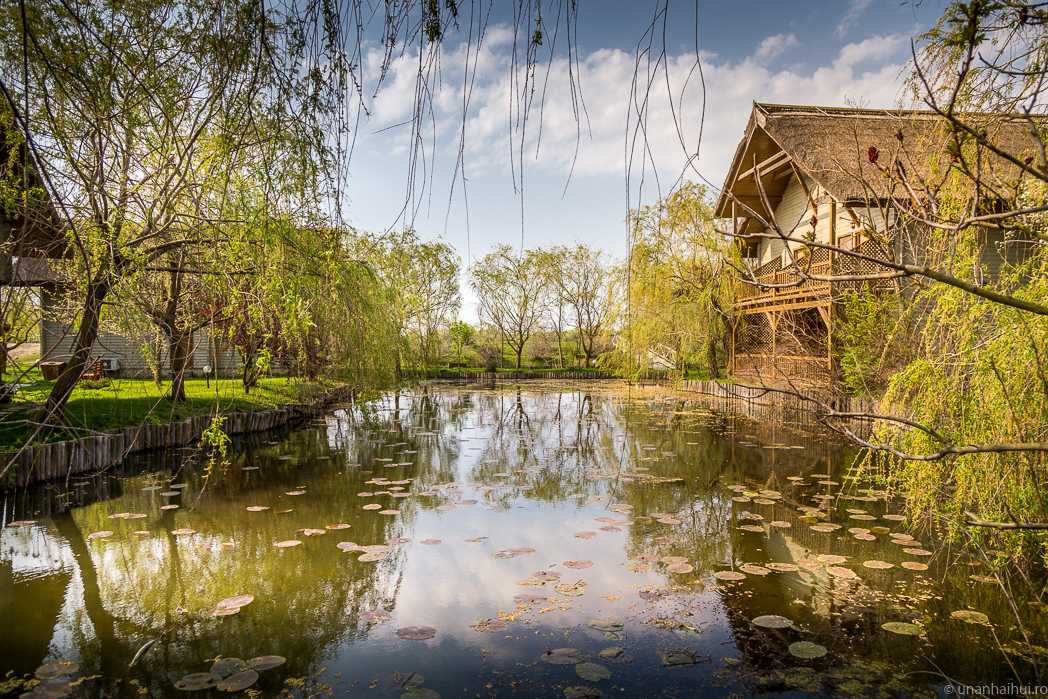 Noutăți din Green Village, Delta Dunării