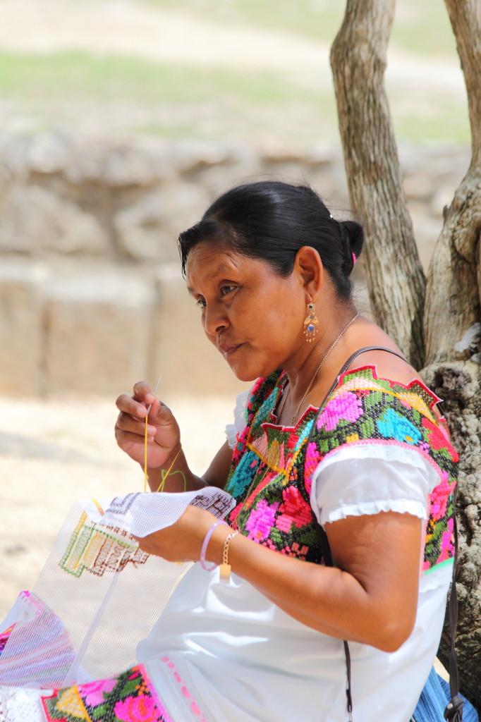 Localnica la Chichen Itza
