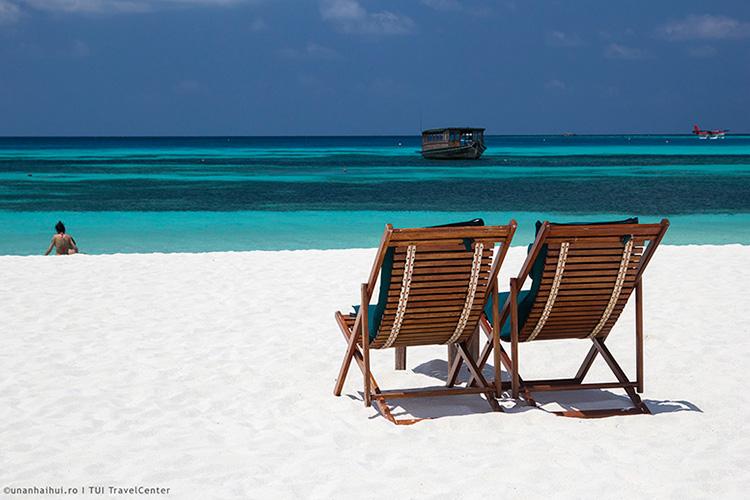 În Maldive cu nimic inclus