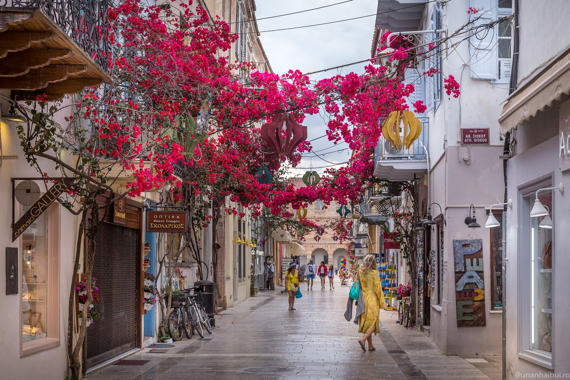 Vacanță în Grecia – E rost de viață bună în Peloponez!