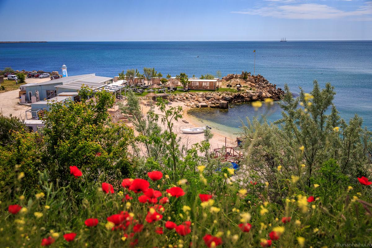 Golful Pescarilor – haihui pe litoralul românesc