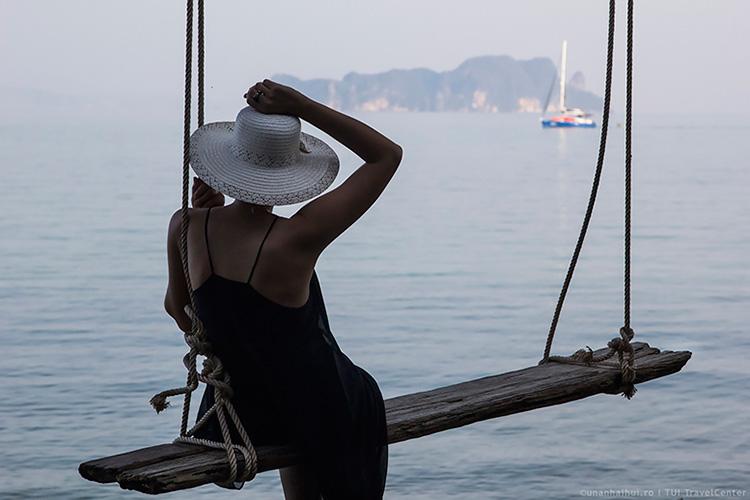 Noi, insularii din Koh Yao Noi, Thailanda