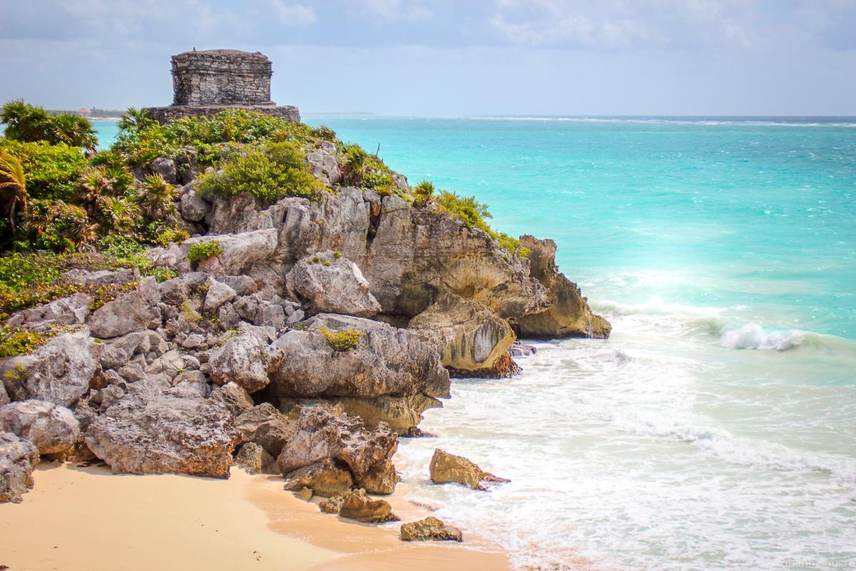 Caminos blancos – originala Riviera Maya la Tulum (Mexic, ep. 4)