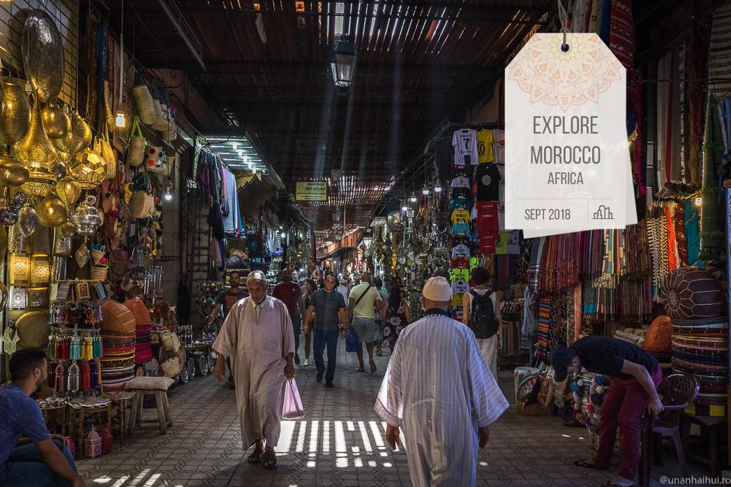 Cât costă o vacanță de doua săptămâni în Maroc?