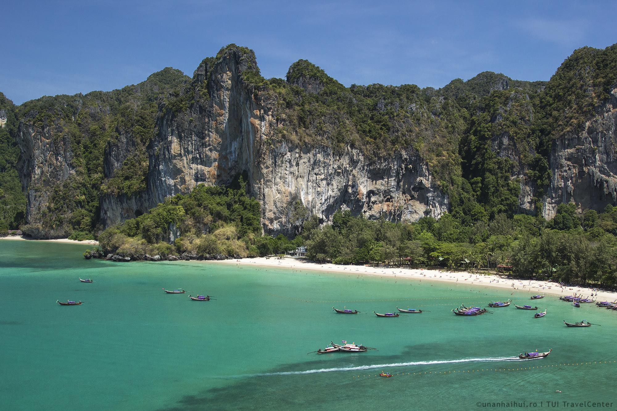 Frumusetile din Krabi, Thailanda