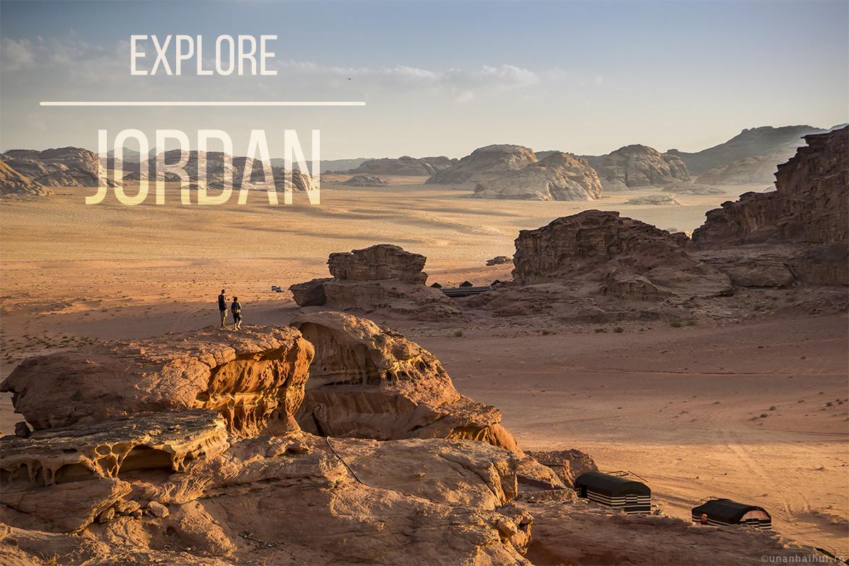 Vacanța în Iordania, pe scurt