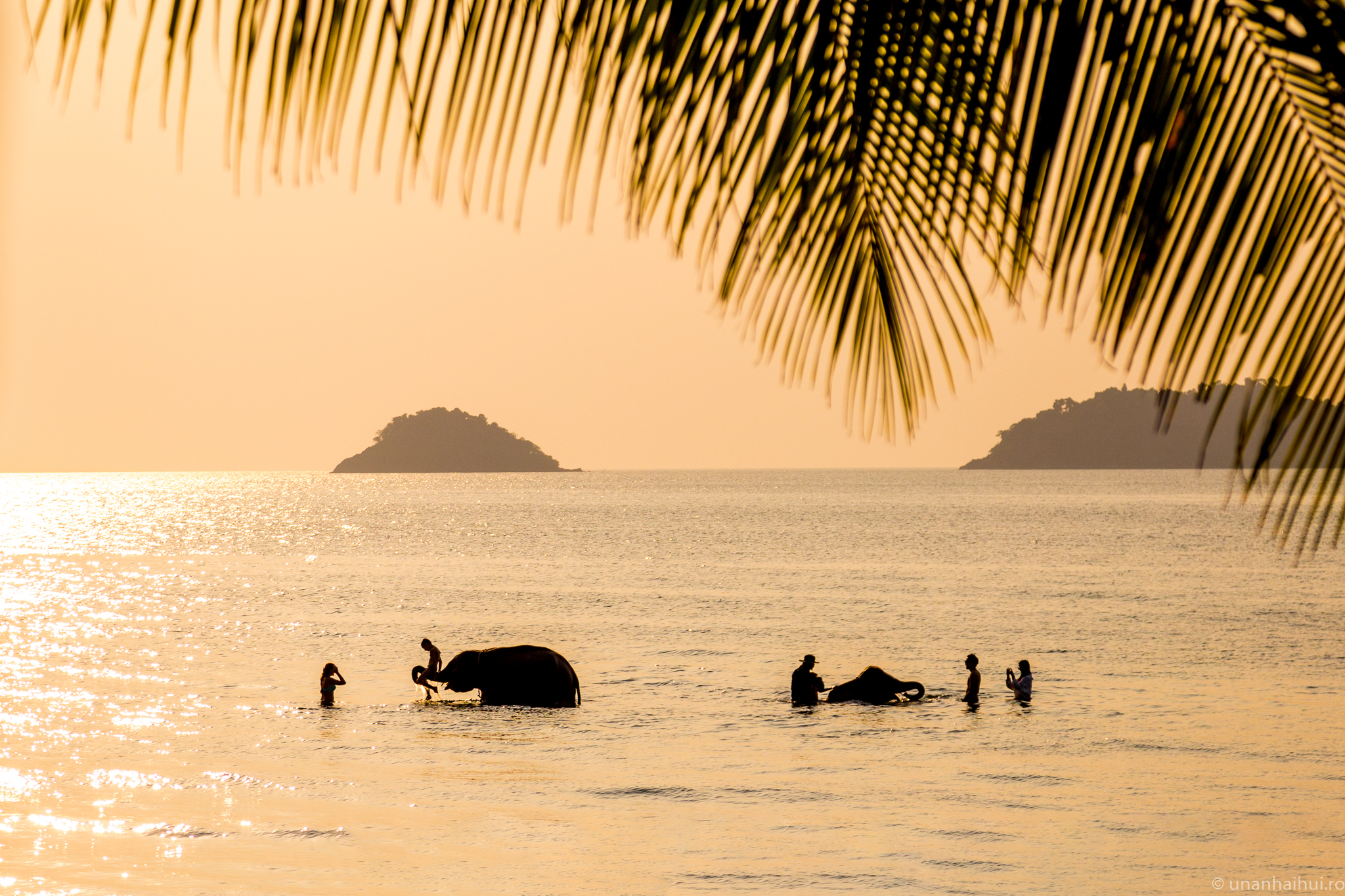 Koh Chang, Thailanda – 3 insule într-una singură