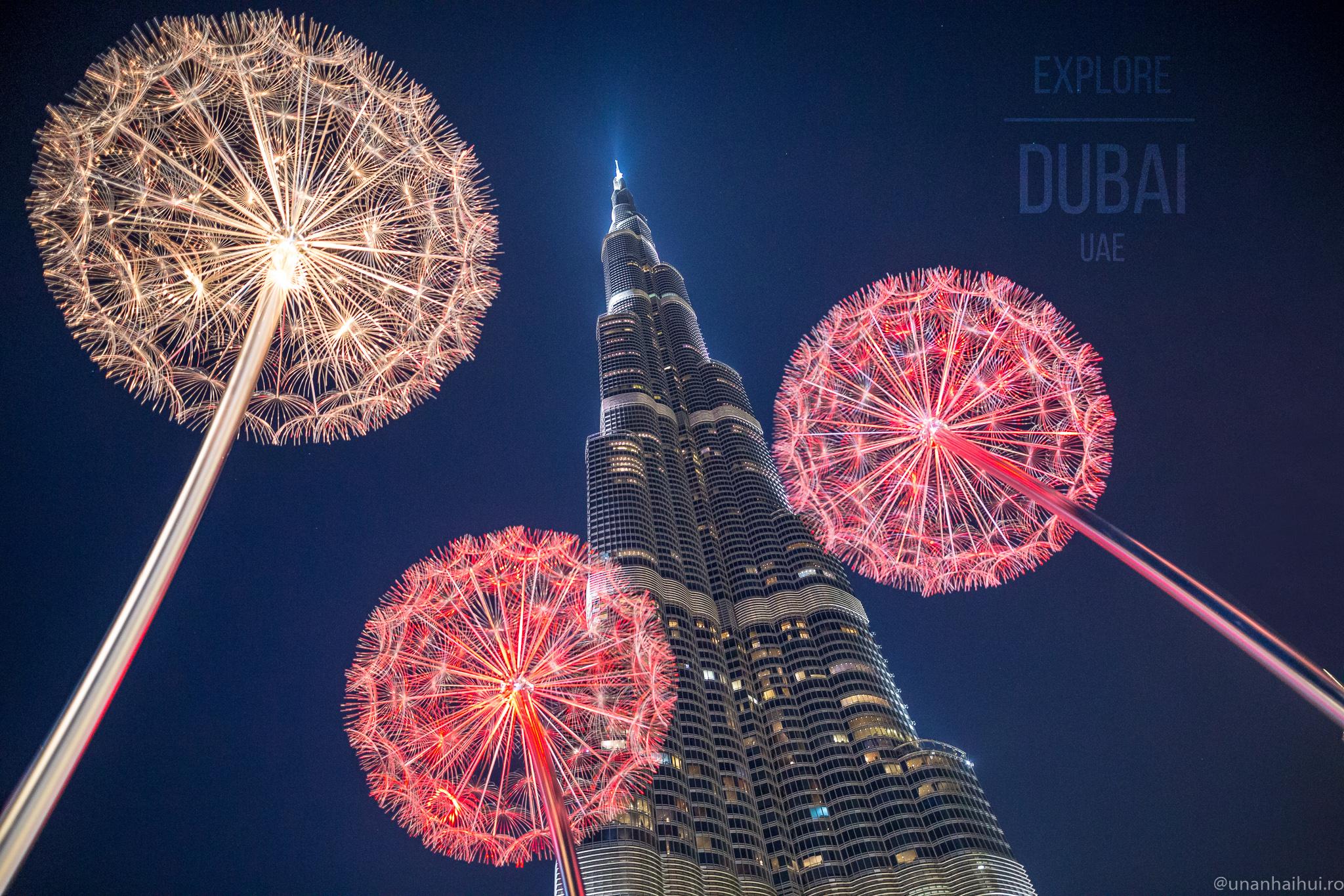 Dubai – impresii dintr-un mare parc de distracții