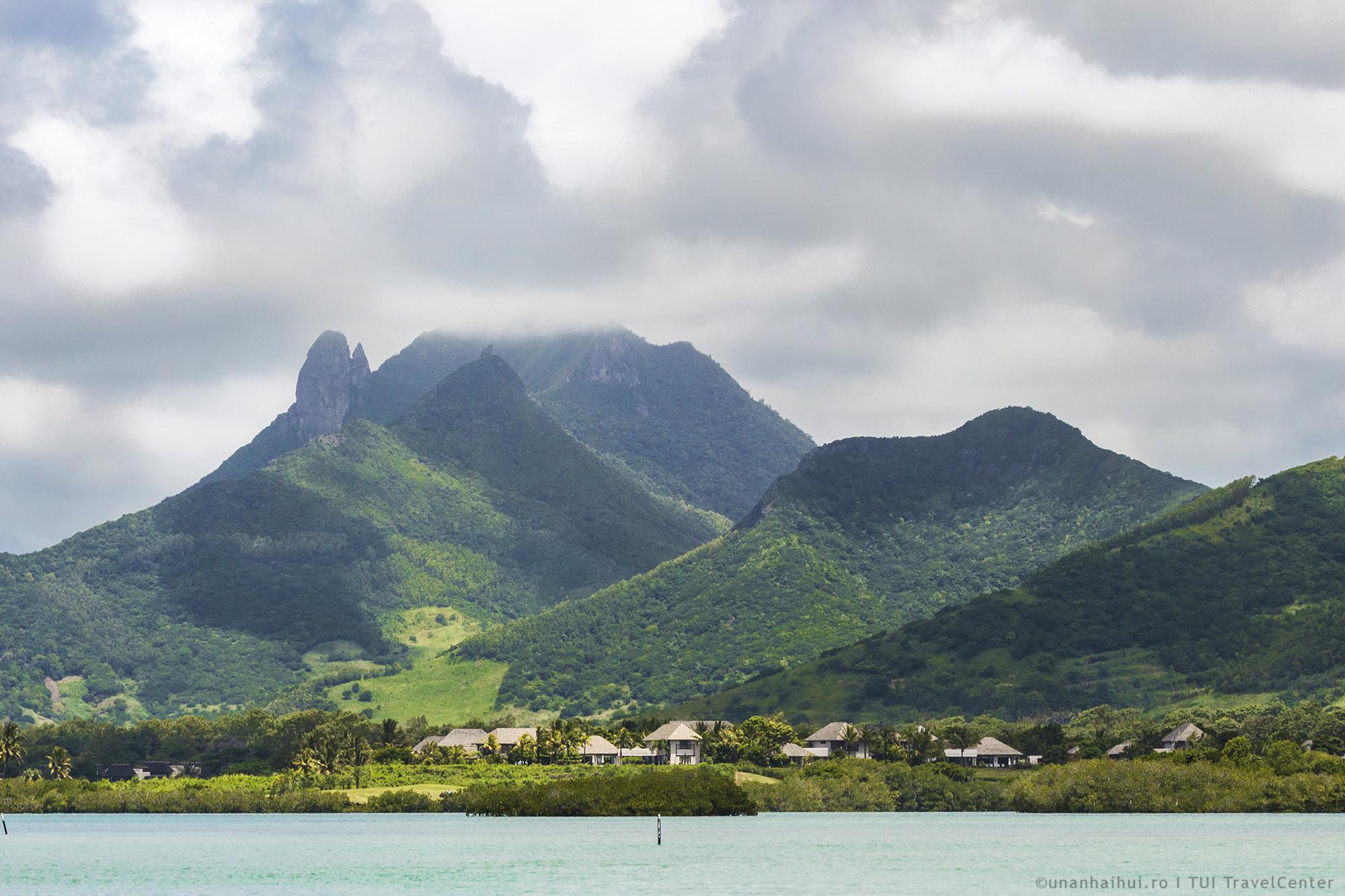 Incursiune in Ile aux Cerfs, Mauritius