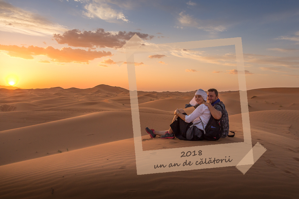 Retrospectiva anului 2018 în materie de călătorii