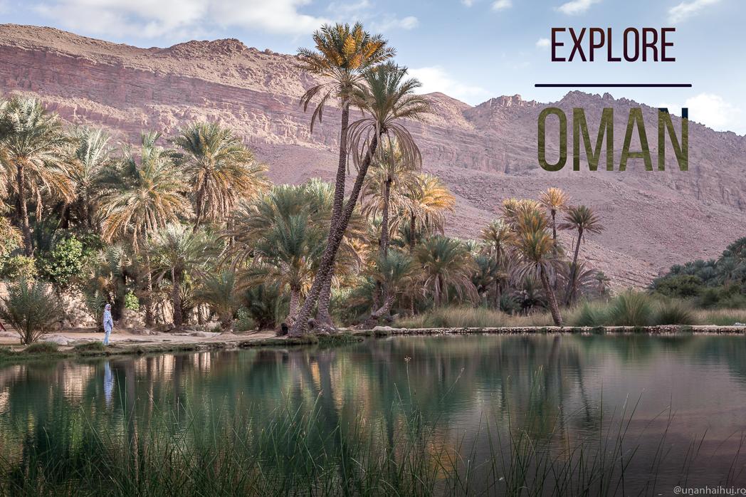 Vacanță în Oman – haihui pe coastă (partea a II-a)