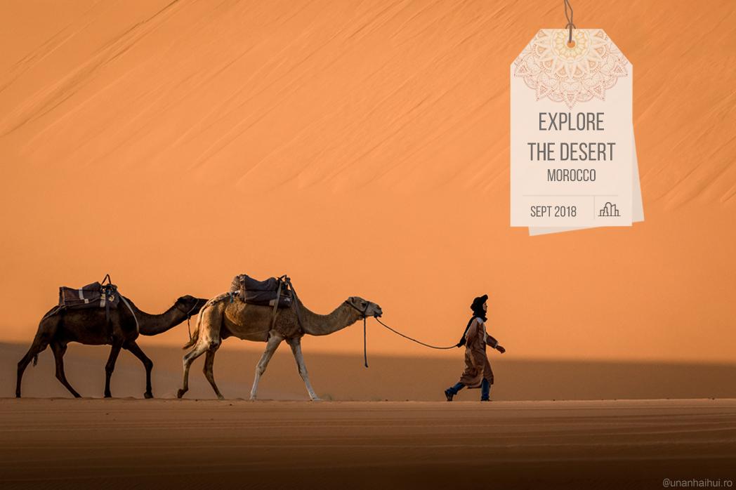 Camping în Sahara, Maroc – 10 lucruri bine de știut